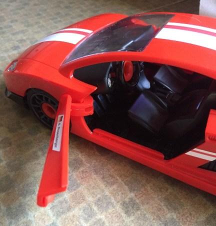 Revell 00800 Junior Kit Racing Car
