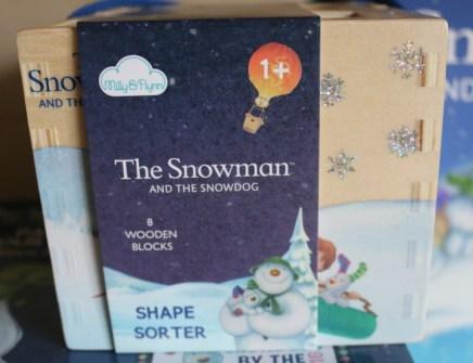 The Snowman Blog tour