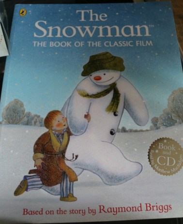 The Snowman Blog tour