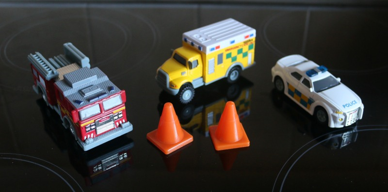 Tonka Diecast Emergency Three pack