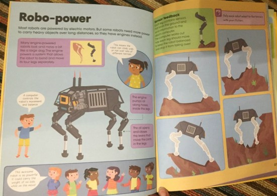 Factivity Robots and Gadgets book