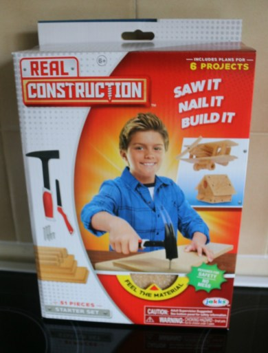 Having fun with Real Construction