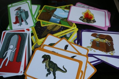 Brain Box Story Cards