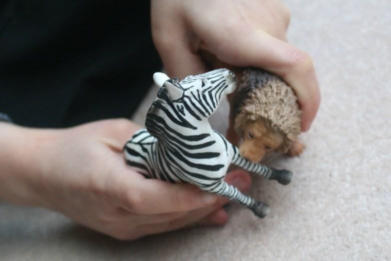 Schleich Wildlife Starter Set