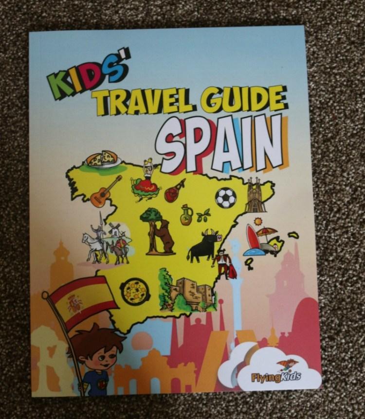 Kids' Travel Guide - Spain