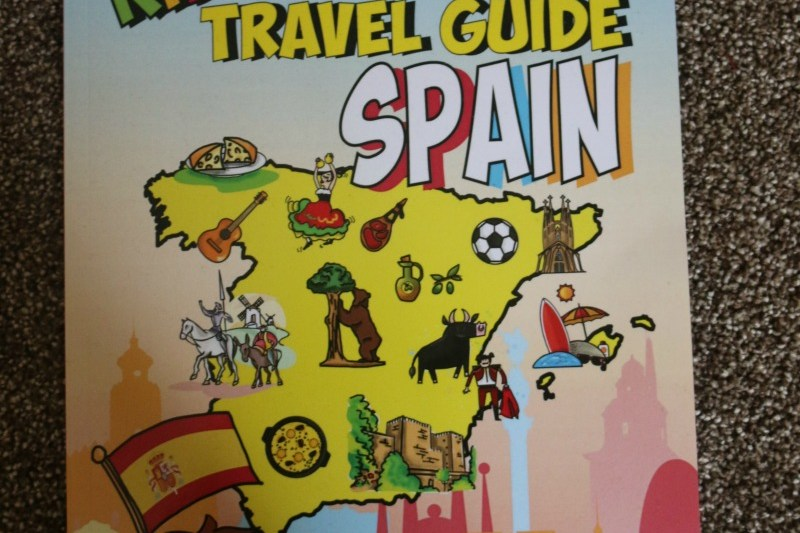 Kids' Travel Guide - Spain