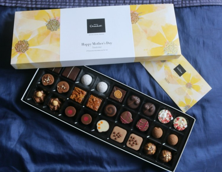 Mum moments with Hotel Chocolat