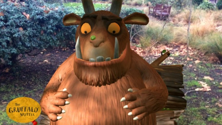 Become The Gruffalo Spotter with The Forestry Commission