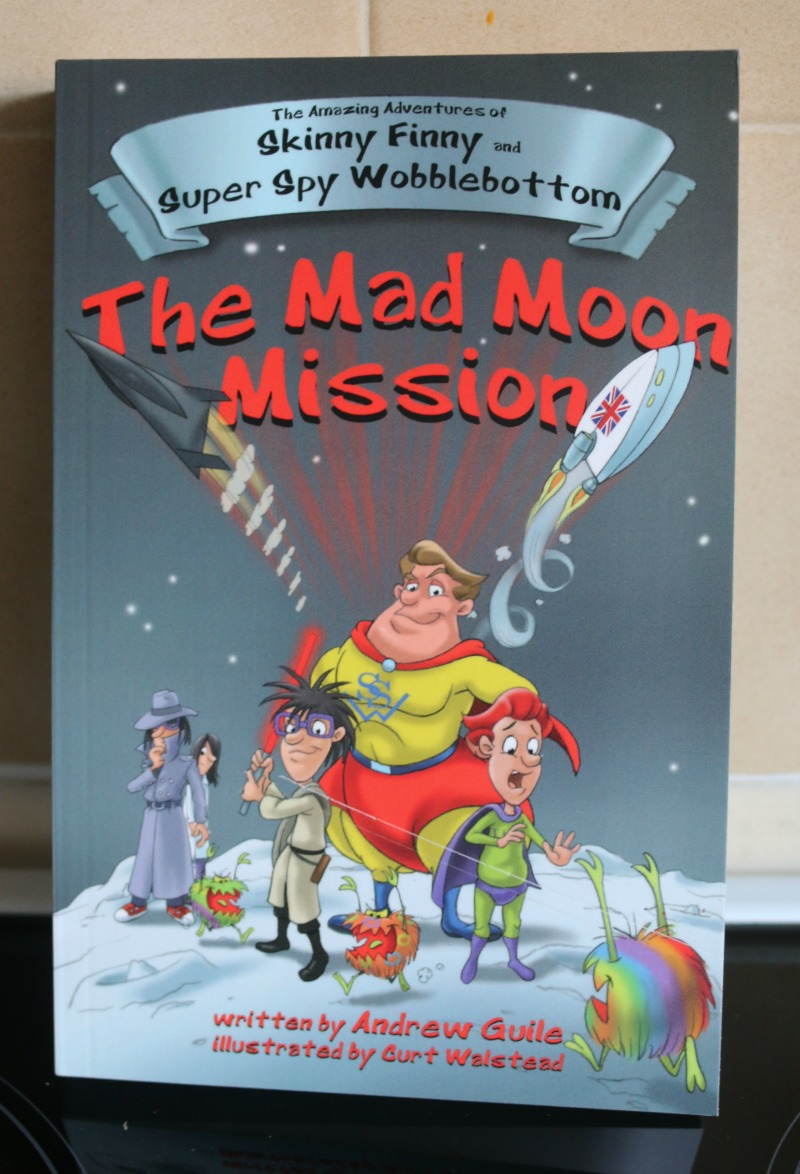 The Mad Moon Mission