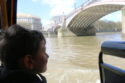 On roads and water with London Duck Tours