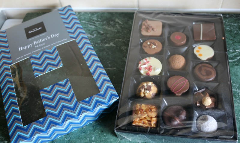 Celebrating Father's Day with Hotel Chocolat