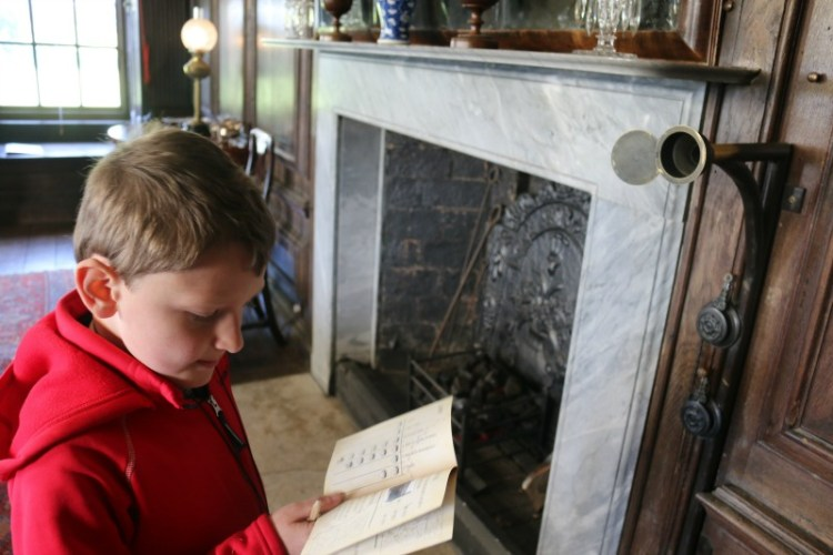 Encouraging a reluctant reader