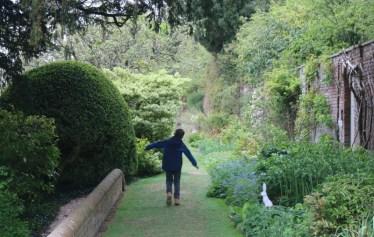 Exploring Stonor Park