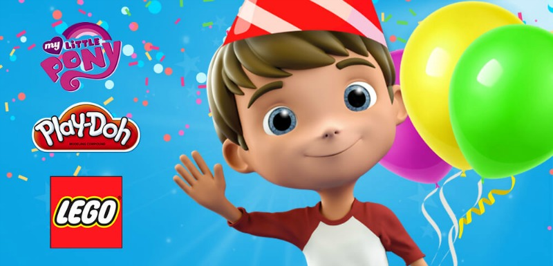 Free party with Smyths Toy Superstores on 27th May 2017!