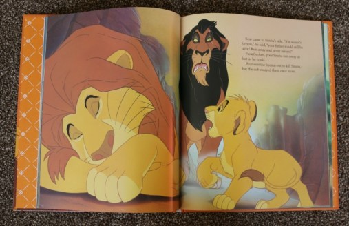 Parragon Books Disney Movie Collection