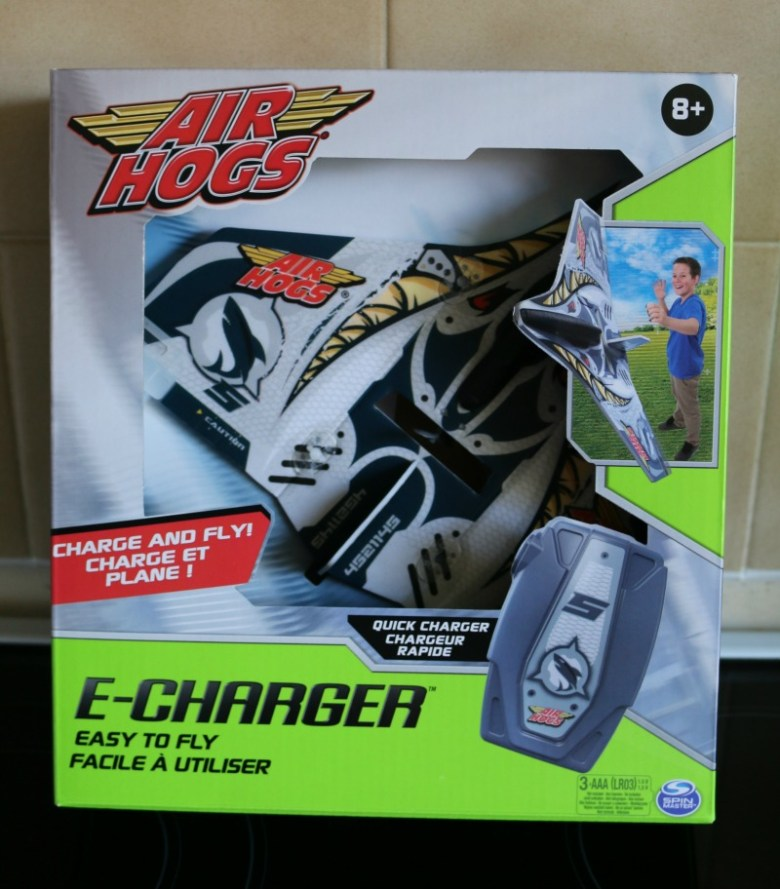 Air Hogs E-Charger Shark from Spin Master