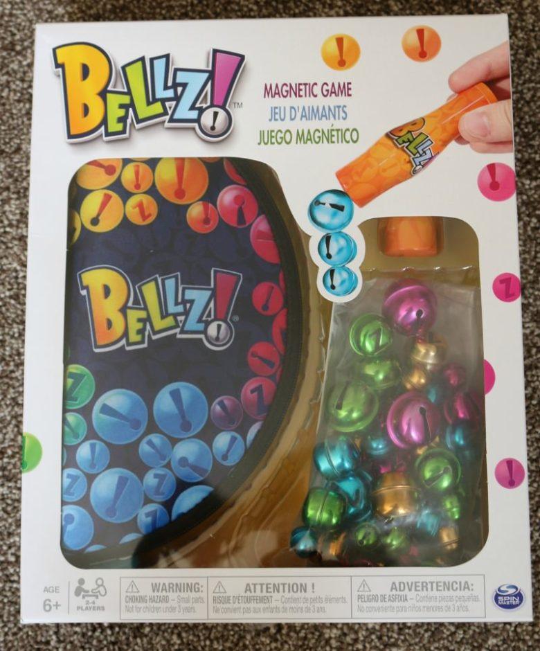 Bellz! Magnetic Game