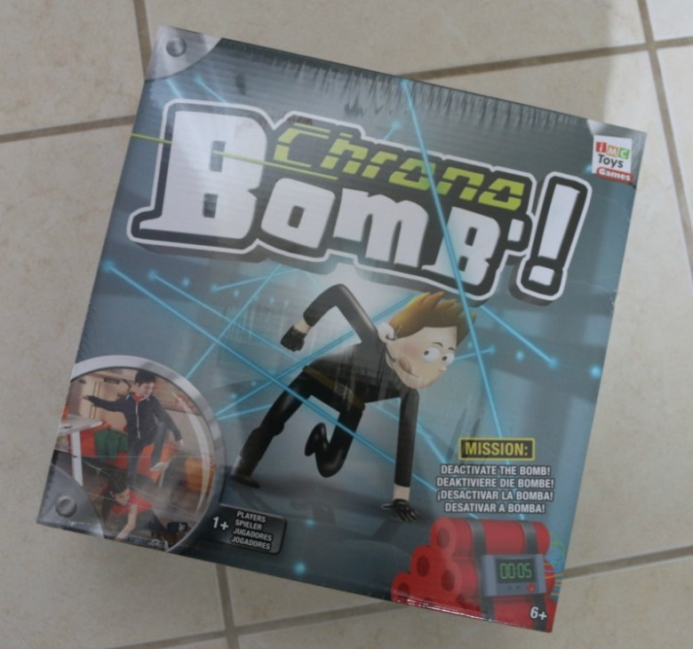 Play Fun - Chrono Bomb!