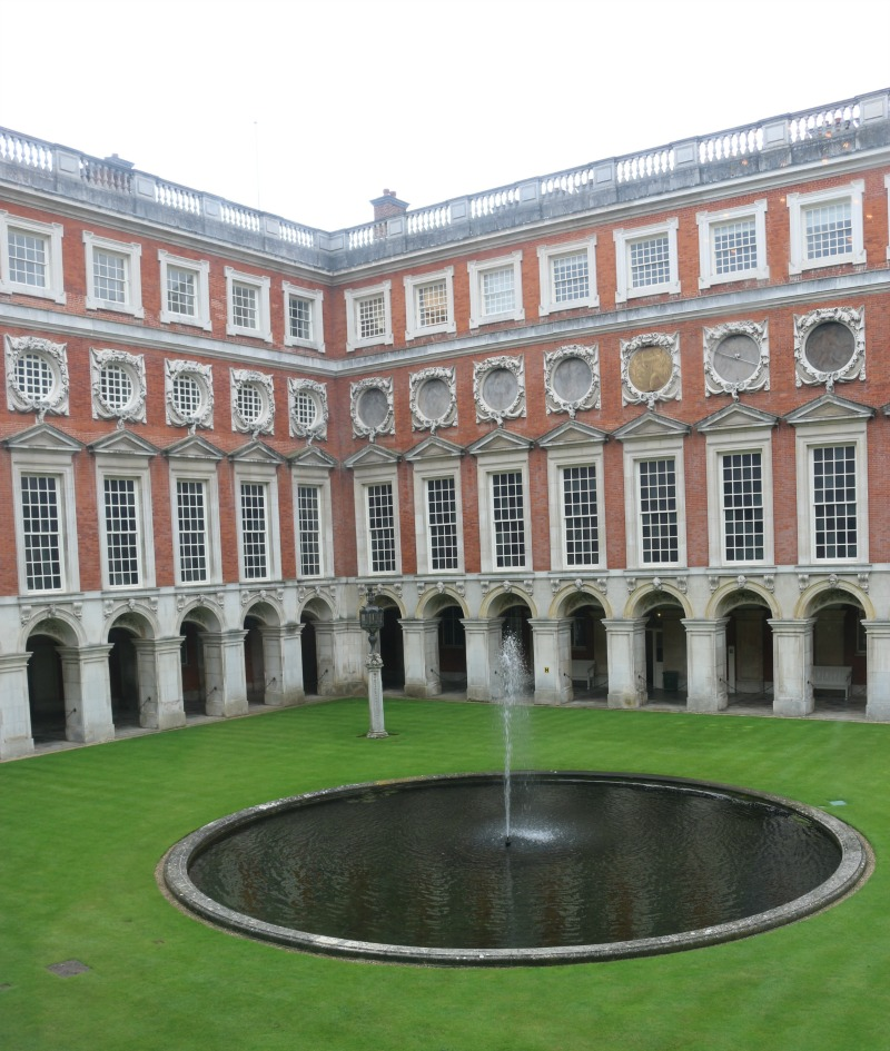 Exploring Hampton Court Palace