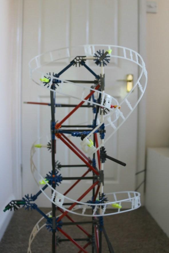 K'Nex Web Weaver Coaster