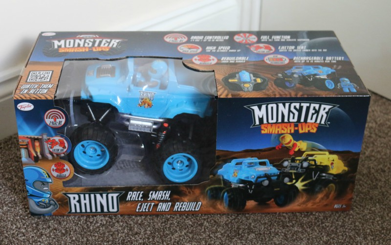 Monster Smash-Ups Rhino