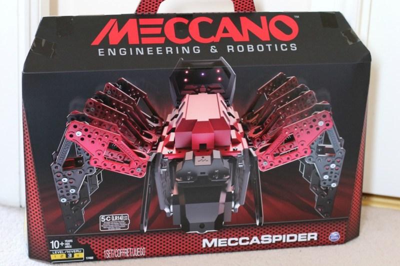 Meccano Meccaspider