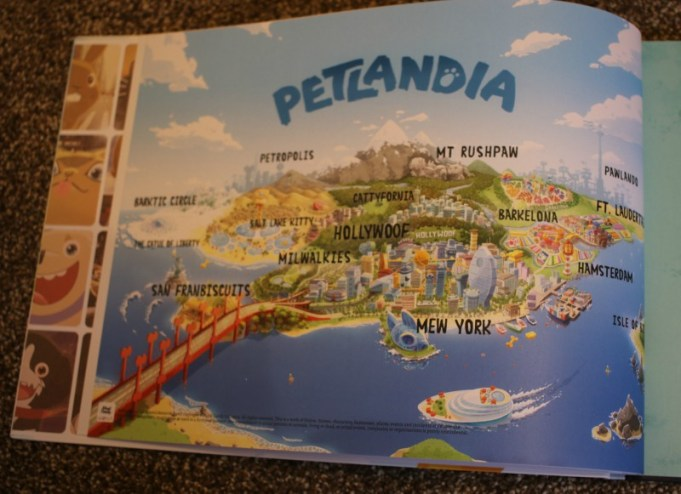 Personalised books from Petlandia