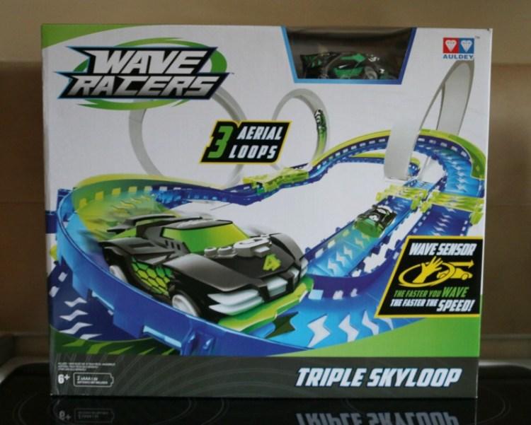 Wave Racers Triple Skyloop
