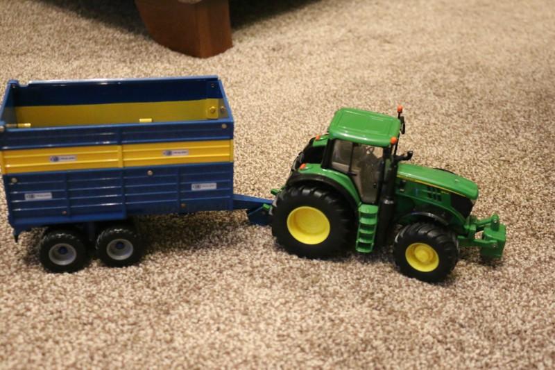 Britains John Deere 6195M Tractor
