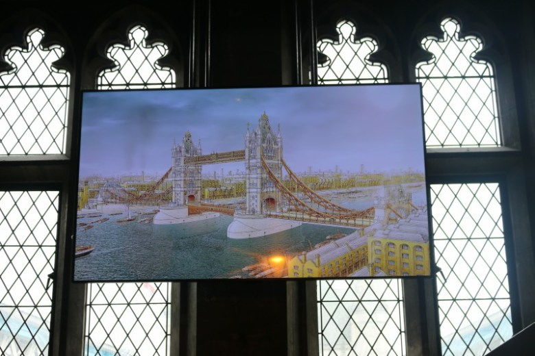 Exploring the Tower Bridge Experience