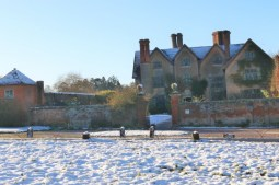 Revisiting Packwood House in the snow