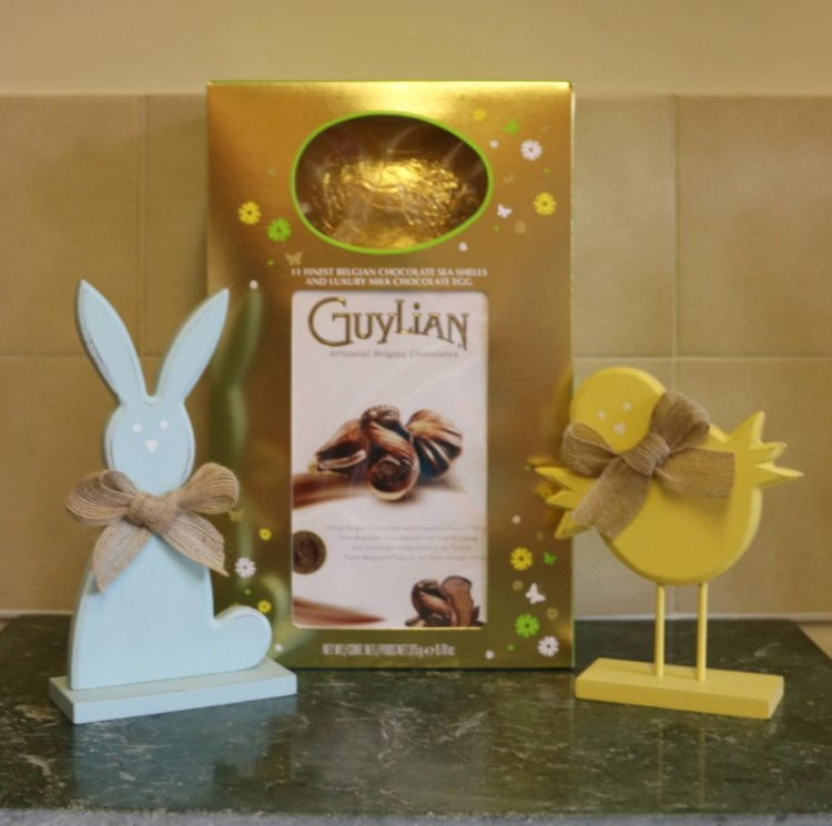 Preparing for Easter with Guylian