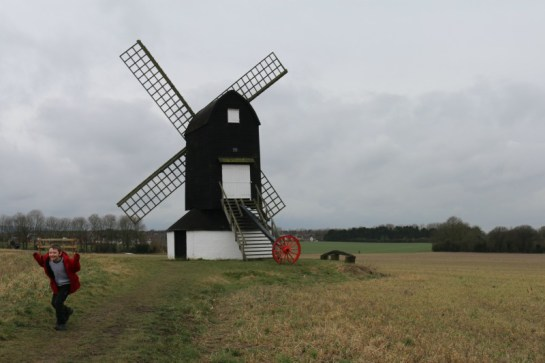Discovering Pitstone Windmill 6