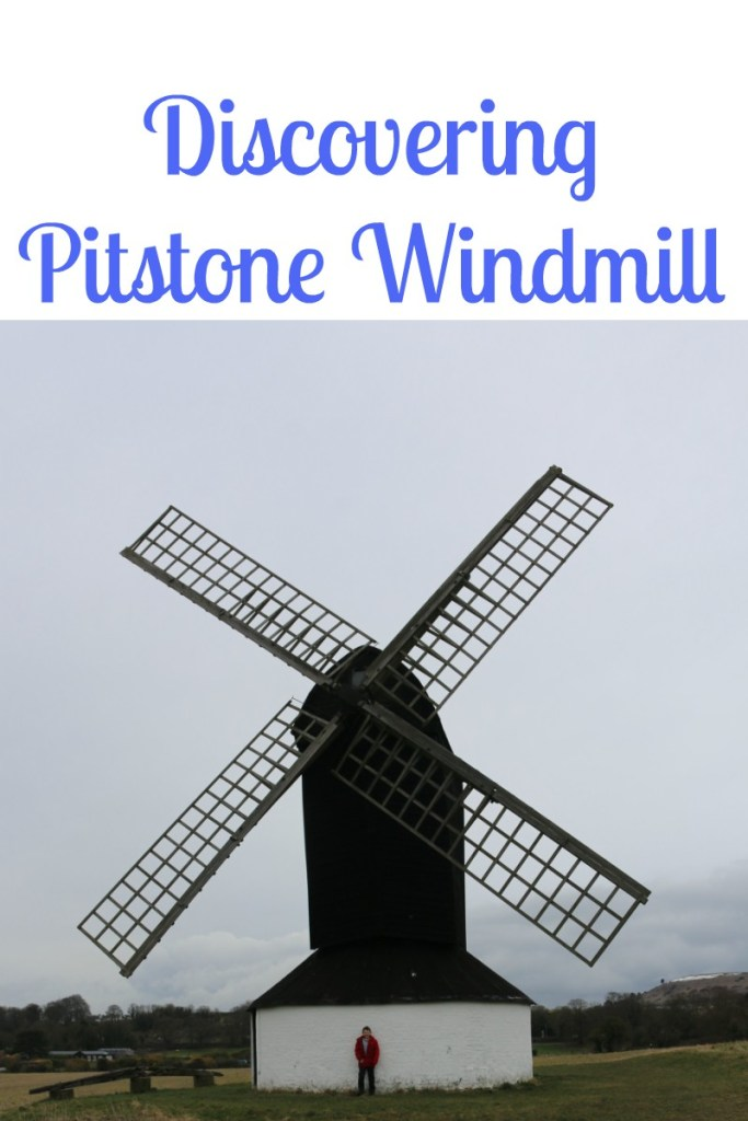 Discovering Pitstone Windmill