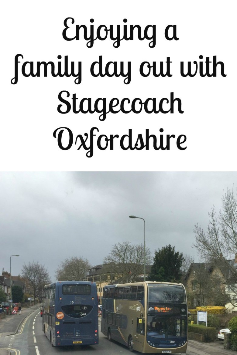 Enjoying a family day out with Stagecoach Oxfordshire