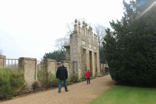 Exploring Castle Ashby Gardens