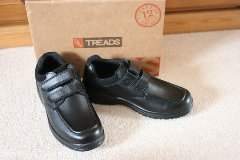 Treads School Shoes