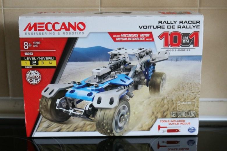 Meccano Rally Racer
