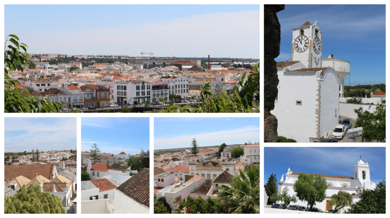Exploring Tavira on the Eastern Algarve