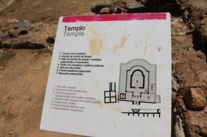 Exploring the Roman ruins of Milreu