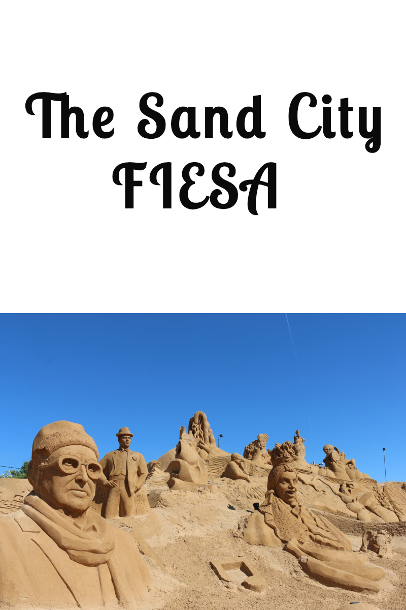 The Sand City FIESA