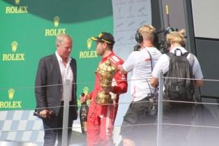 Enjoying the British Grand Prix weekend