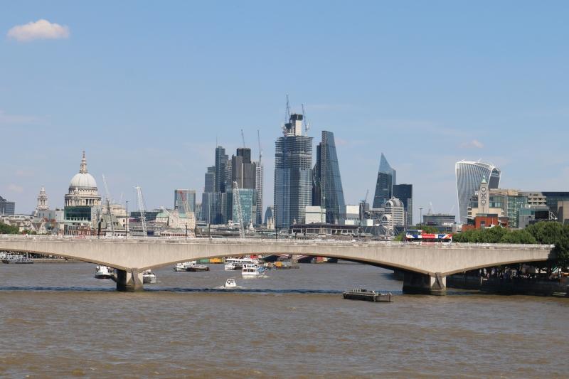 London Town - My Sunday Photo 220718