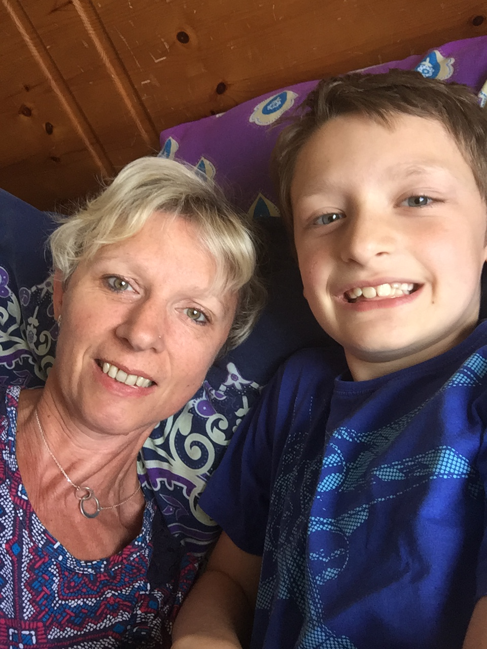 Mummy and Me - August 2018