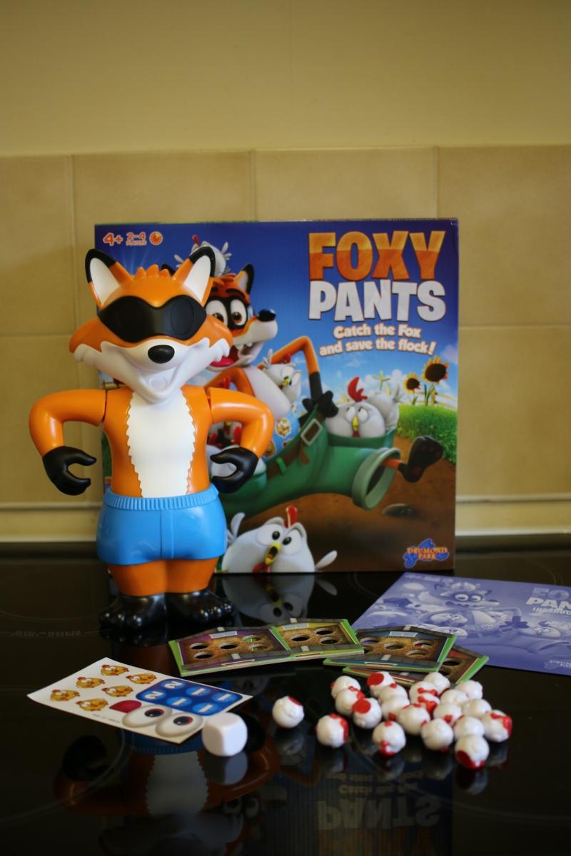 Foxy Pants