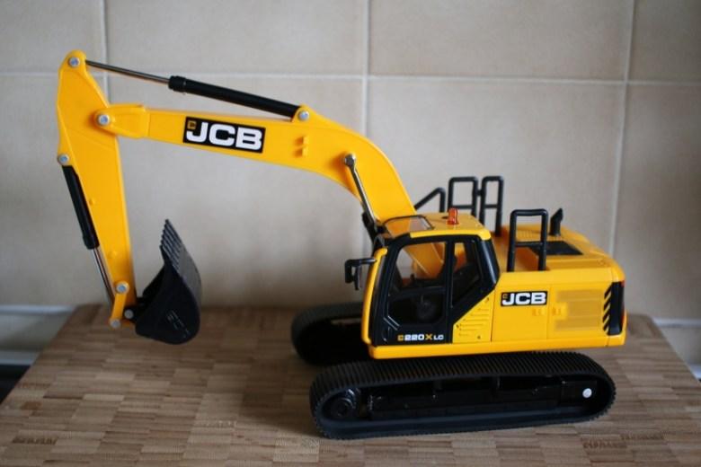 JCB New Generation X Series Excavator