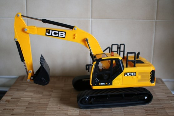 JCB New Generation X Series Excavator
