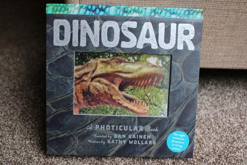 Dinosaur - A Photicular Book