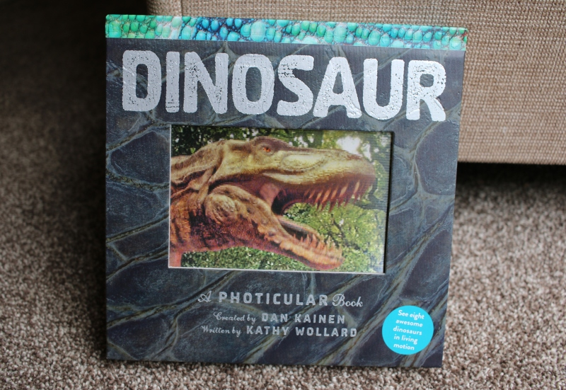 Dinosaur - A Photicular Book