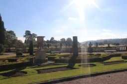 Exploring Trentham Gardens